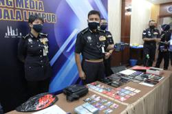 Seven detained in connection with security guard's murder