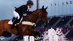Olympics-Equestrian-Britain win team eventing gold after decades in 2nd place