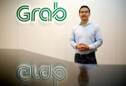 Grab's sales jump 39% in Q1, ahead of record SPAC deal