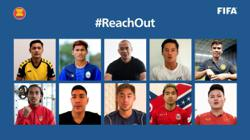Asean and Fifa come together for metal health campaign #ReachOut
