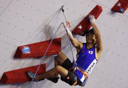 Olympics-Climbing-Hosts Japan target climbing heights in show of force