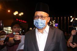 No Barisan MPs have signed SDs since 'Sheraton move', says Shahidan