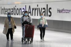 UK's Johnson says: We need to get the travel industry moving again