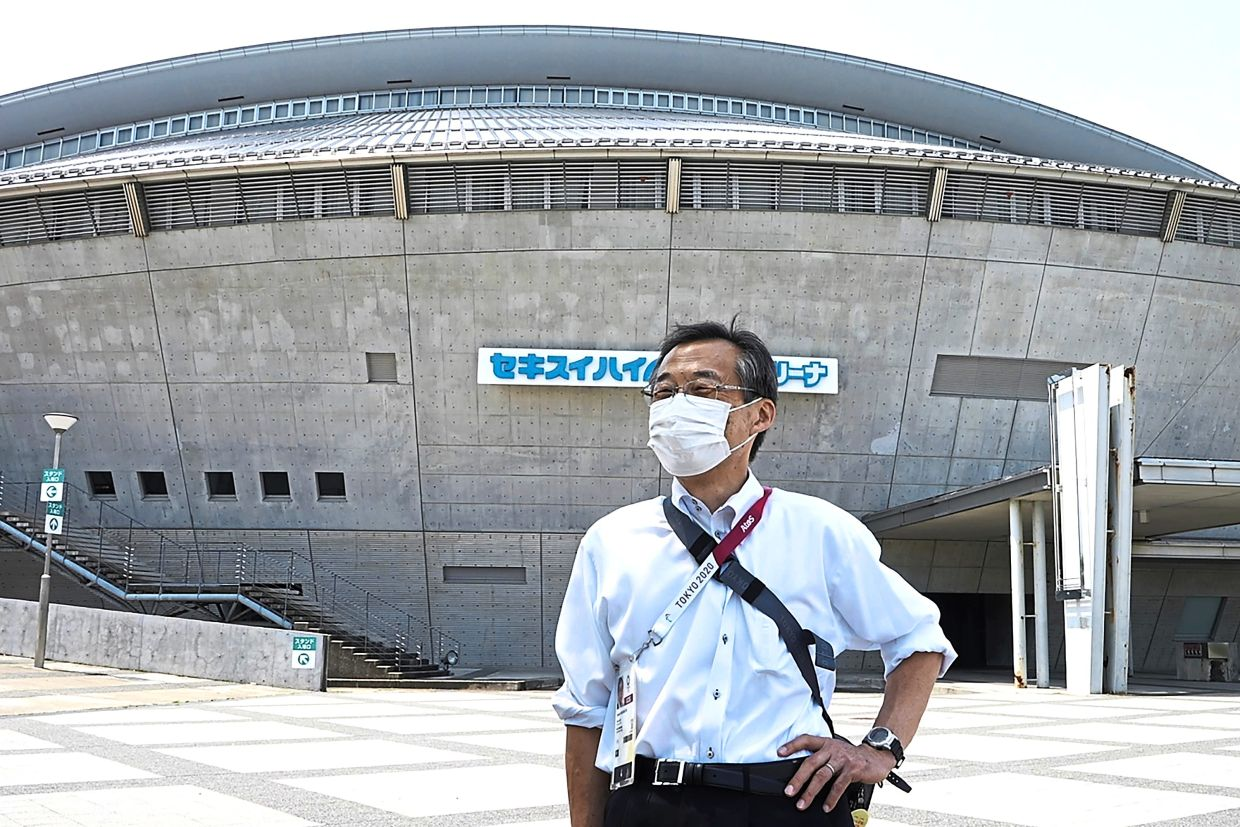 Olympic volunteers strive to share their stories of the 3/11 Fukushima nuclear disaster