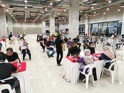 PPV at Segambut Toll Plaza rest area boosts vaccination efforts