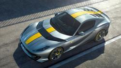 Ferrari boss has no fears over electric future