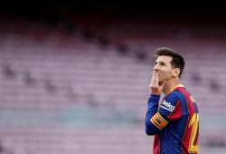 Soccer-Messi talks progressing, while more FFP flexibility needed says Barca chief