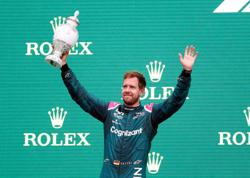 Motor racing-Aston Martin will let the data decide Vettel appeal decision