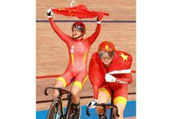 China's Shanju and Tianshi retain sprint title