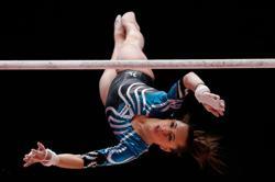 Olympics-Gymnastics-Resilient Iordache last medal hope for Romania