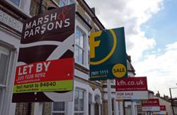 London home buyers heading for suburbs in record numbers