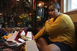 Faith, school and football: A young lama in-training