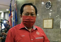 Voices of MPs being 'quarantined', says Ahmad Maslan