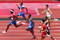 Olympics-Athletics-Post-Bolt generation of sprinters kick off hunt for 200m crown