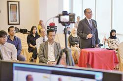 Pandemic spurs innovative ways to run businesses: Brunei-China Friendship Association