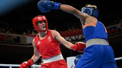 Olympics-Boxing-Ireland's Harrington swears off social media to sharpen focus