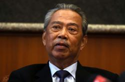Earth-shattering day for Muhyiddin