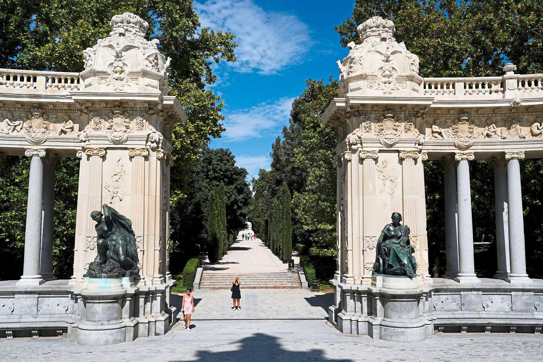 El Retiro Park in Madrid, Spain is now a Unesco world heritage site.  — Reuters