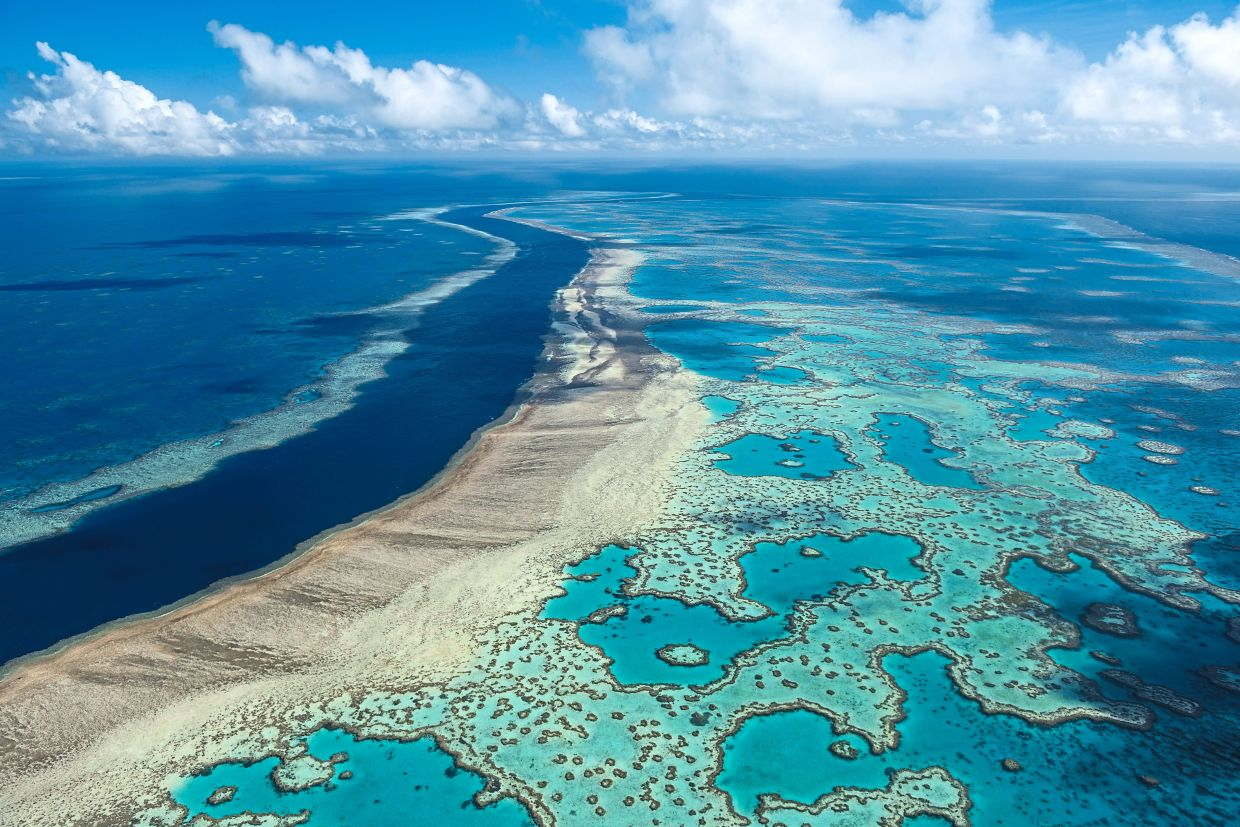 Australia's Great Barrier Reef managed to defer an attempt by Unesco to downgrade its World Heritage status for two years. — Great Barrier Reef Marine Park Authority/AP