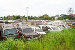 Slight increase in revenue collection