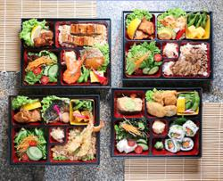 Array of cuisines to enjoy at home