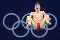 China sweep top two medals in men's 3m springboard