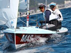 Nuraisyah-Juni move up a rung to finish 19th overall
