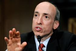 U.S. SEC Chair Gensler calls on Congress to help rein in crypto 'Wild West'