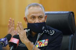 IGP: Police receive 206 reports relating to opposition MPs' gathering