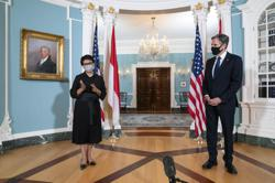 US, Indonesia commit to South China Sea defence in 'strategic dialogue'