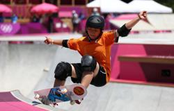 Olympics-Skateboarding-Battle of the teens as park skating makes Olympic debut