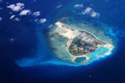 China urges countries to safeguard peace in South China Sea