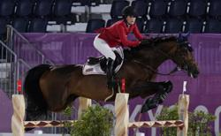 Bruce Springsteen's daughter to compete in team equestrian event at Olympics
