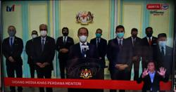 Muhyiddin says he will not resign, to table motion of confidence in September