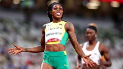 Olympics-Facebook says it mistakenly blocked sprint queen Thompson-Herah from Instagram