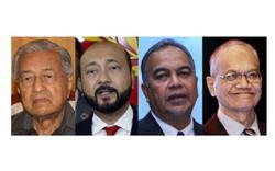 Four Pejuang MPs say no to Perikatan and Muhyiddin