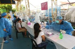 7,342 new infections take Philippines' active Covid-19 count to 63,171