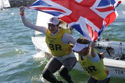 Olympics-Sailing-Mills makes history to bring golden close to Tokyo regatta