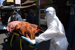 Indonesia Covid deaths hit 100,000 in South-East Asia's first