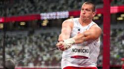 Olympics-Athletics-Poland's Nowicki wins gold medal in men's hammer throw