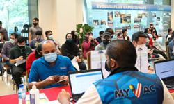 Highway headquarters now public vaccination centre