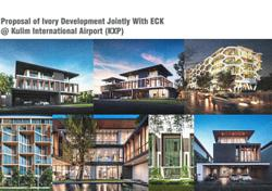Boost for Kulim airport project