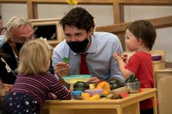 Lack of strong rival may hurt Canada's Trudeau in election
