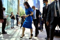 As Huawei CFO case enters final weeks, lawyer questions information in U.S. extradition request