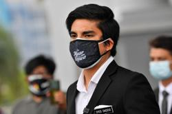 Syed Saddiq charged with two counts of money laundering