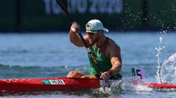 Olympics-Canoe sprint-Carrington wins gold, becomes New Zealand's most decorated Olympian