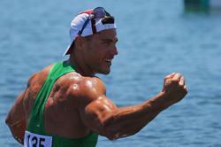 Olympics-Canoe sprint-Hungary's Totka wins men's kayak single 200m gold