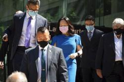 Huawei CFO Meng Wanzhou's extradition case concluding