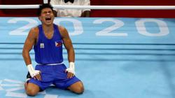 Boxer Carlo Paalam puts Philippines in frame for gold