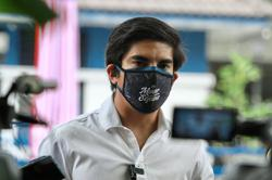 Bersatu Youth chief denies asking Syed Saddiq to support PM, only went to meet him as a friend